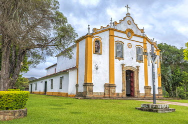 IBLGAB03442612 Santissima Trindade Sanctuary, Tiradentes, Minas Gerais, Brazil