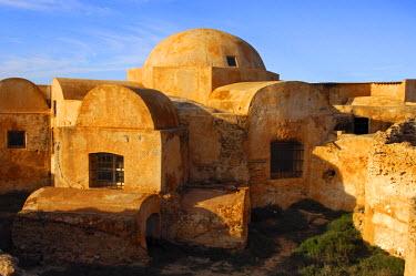 IBLGUF00242152 Dome, bathhouse, Roman Villa Silini, Villa Sileen, Leptis Magna Libya