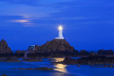 TPX55310 United Kingdon, Channel Islands, Jersey, Corbiere Lighthouse