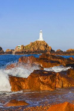 TPX55345 United Kingdon, Channel Islands, Jersey, Corbiere Lighthouse