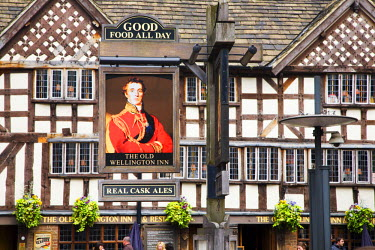 INT00929868 Great Britain, England, Manchester, Old Wellington Inn