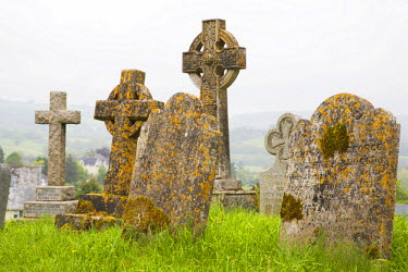 INT00929870 Great Britain, England, Chagford, Graveyard at St Michaels Parish Church