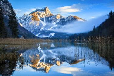 INT01098452 Austria, Styria, Leopoldsteinersee
