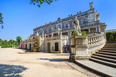 IBLGAB03806433 Robillon Pavilion, Queluz National Palace, Palacio Nacional de Queluz, Queluz, Portugal
