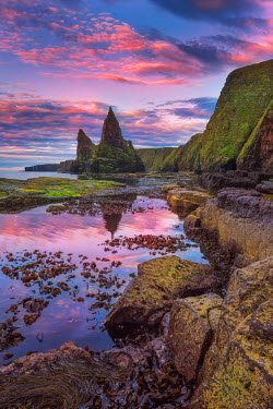 SCO34143AW Europe, United Kingdom, Scotland, Highlands, John O'Groats, Duncansby Head