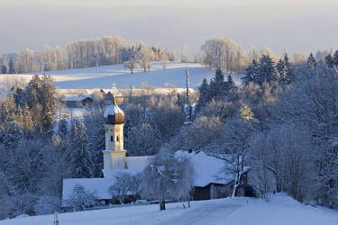 IBXMSI00024147 Fischbach Upper Bavaria Germany