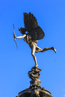 TPX56091 England, London, Piccadilly Circus, Eros Statue