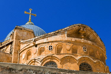 HMS0550254 Israel, Jerusalem, holy city, old town, Golgotha, the church of the Holy Sepulchre where is the Christ's tomb