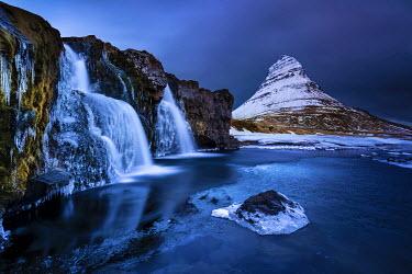 IBXSEI04006069 Kirkjufell Mountain, Snaefellsnes peninsula, Western Iceland