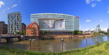 GER9600AW Der Spiegel building, HafenCity, Hamburg, Germany