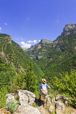 IBXHAN04158515 Canon de Aniscio, Ordesa National Park, Huesca, Spain