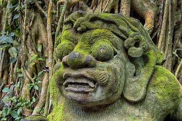 IBXGAB04007323 Statue, Ubud, Bali, Indonesia