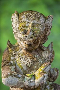 IBXGAB04041969 Sculpture, Pura Taman Ayun Temple, Mengwi, Bali, Indonesia