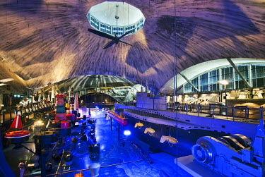 EST1203AW Lennusadam (Seaplane Harbour) museum. Tallinn, Estonia