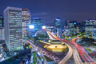 KR01278 Sungnyemun Gate (Namdaemun Gate), Seoul, South Korea