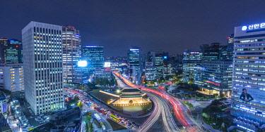 KR01279 Sungnyemun Gate (Namdaemun Gate), Seoul, South Korea