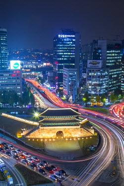 KR01281 Sungnyemun Gate (Namdaemun Gate), Seoul, South Korea