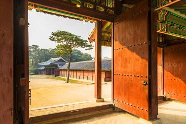 KR01289 Changdeokgung Palace, Seoul, South Korea