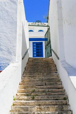 AF47NTO0108 Street, Sidi Bou said, Tunisia, North Africa