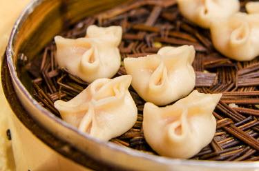 AS07MDE0338 Tang Dynasty (dim Sum) Xian, China.