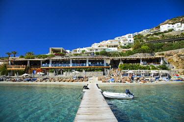 GRE1293 The Buddha Bar Beach Resort in Santa Marina, Mykonos