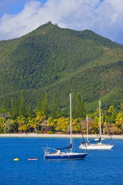 OC19MRU0167 Kuto Bay, Ile des Pins, New Caledonia, Melanesia, South Pacific