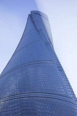 CN188RF Shanghai Tower, Lujiazui financial district, Pudong, Shanghai, China