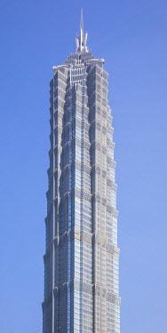 CN03574 Jinmao Tower, Lujiazui financial district, Pudong, Shanghai, China