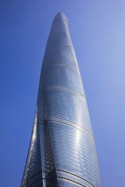 CN03575 Shanghai Tower, Lujiazui financial district, Pudong, Shanghai, China