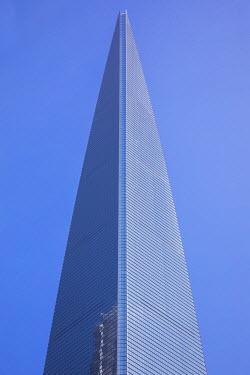 CN03577 Shanghai World Financial Center, Lujiazui financial district, Pudong, Shanghai Tower, Shanghai, China