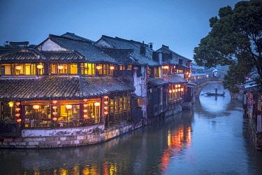 CN03677 Xitang, Zhejiang Province, Nr Shanghai, China