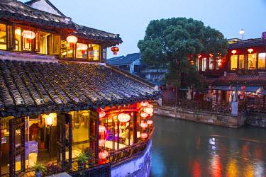 CN03678 Xitang, Zhejiang Province, Nr Shanghai, China