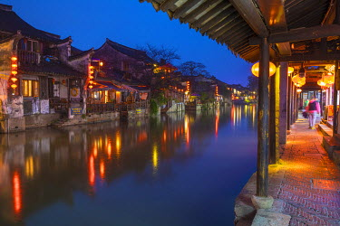 CN03681 Xitang, Zhejiang Province, Nr Shanghai, China