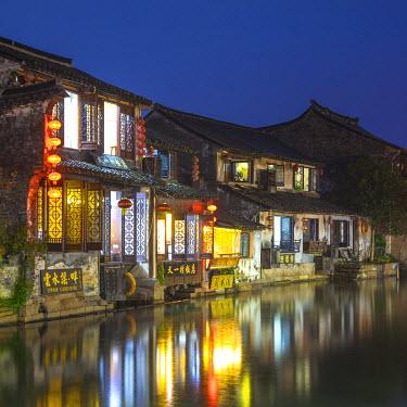 CN03682 Xitang, Zhejiang Province, Nr Shanghai, China