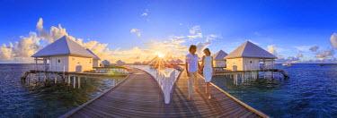 MD01297 Maldives, South Ari Atoll, Thudufushi Island, Diamonds Thudufushi Resort (MR)