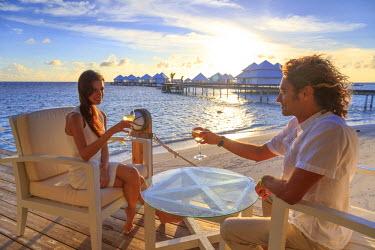 MD01301 Maldives, South Ari Atoll, Thudufushi Island, Diamonds Thudufushi Resort (MR)