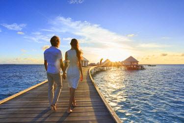 MD01305 Maldives, South Ari Atoll, Thudufushi Island, Diamonds Thudufushi Resort (MR)