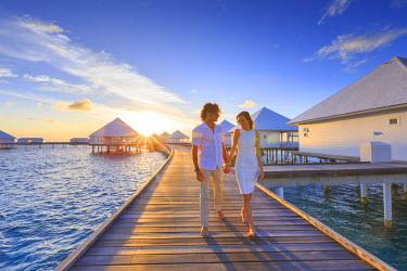 MD01307 Maldives, South Ari Atoll, Thudufushi Island, Diamonds Thudufushi Resort (MR)
