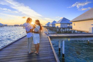MD01308 Maldives, South Ari Atoll, Thudufushi Island, Diamonds Thudufushi Resort (MR)