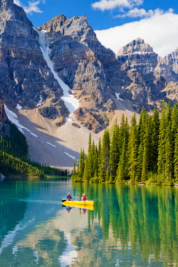 CAN3137AW Valley of the Ten Peaks & Moraine Lake, Banff National Park, Alberta, Canada