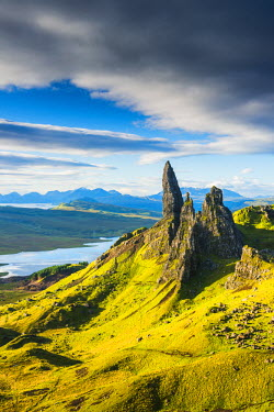 SCO34477AW Old Man of Storr, Isle of Skye, Scotland