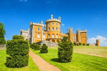ENG13730AW Belvoir Castle, Leicestershire, England