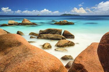SEY1028AW Anse Lazio, Praslin, Seychelles