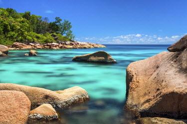 SEY1033AW Anse Lazio Beach, Praslin, Seychelles,