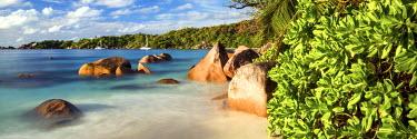 SEY1035AW Anse Lazio Beach, Praslin, Seychelles,