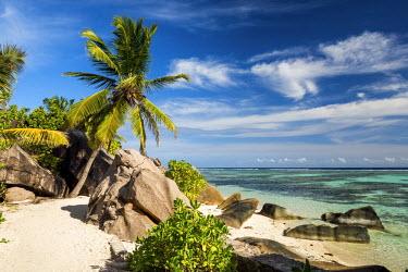 SEY1040AW Anse Source d' Argent, La Digue, Seychelles