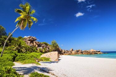 SEY1052AW Grand Anse Beach, La Digue, Seychelles