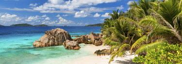 SEY1058AW Anse Patate Beach, La Digue, Seychelles