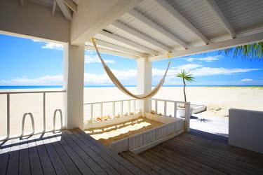 ANB0011AW The Beach House, Barbuda, Caribbean, West Indies