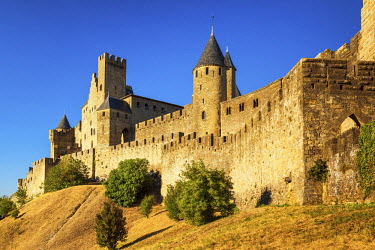 FRA9484AW Carcassonne, Languedoc, France
